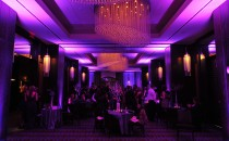 Dallas Wedding DJ, Fort Worth Wedding DJ, Dallas Uplighting, Purple Uplighting