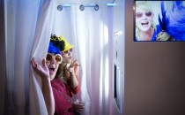 Dallas Wedding Photobooth LeForce Entertainment