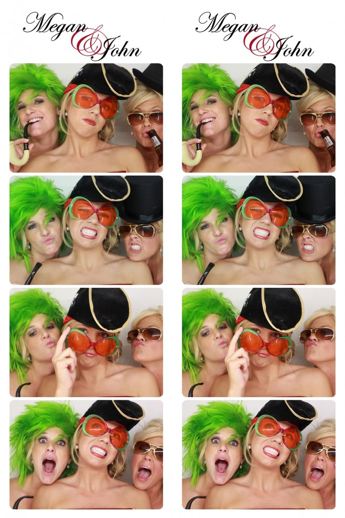 Dallas Funnest Wedding Photobooth