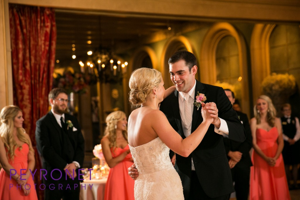 Fort Worth Club First Dance